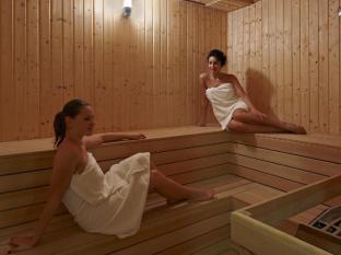 The Chateau Spa & Organic Wellness Resort Kuala Lumpur - Sauna Room