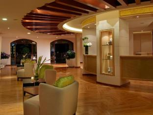 The Chateau Spa & Organic Wellness Resort Kuala Lumpur - Spa reception
