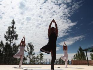 The Chateau Spa & Organic Wellness Resort Kuala Lumpur - Yoga Session