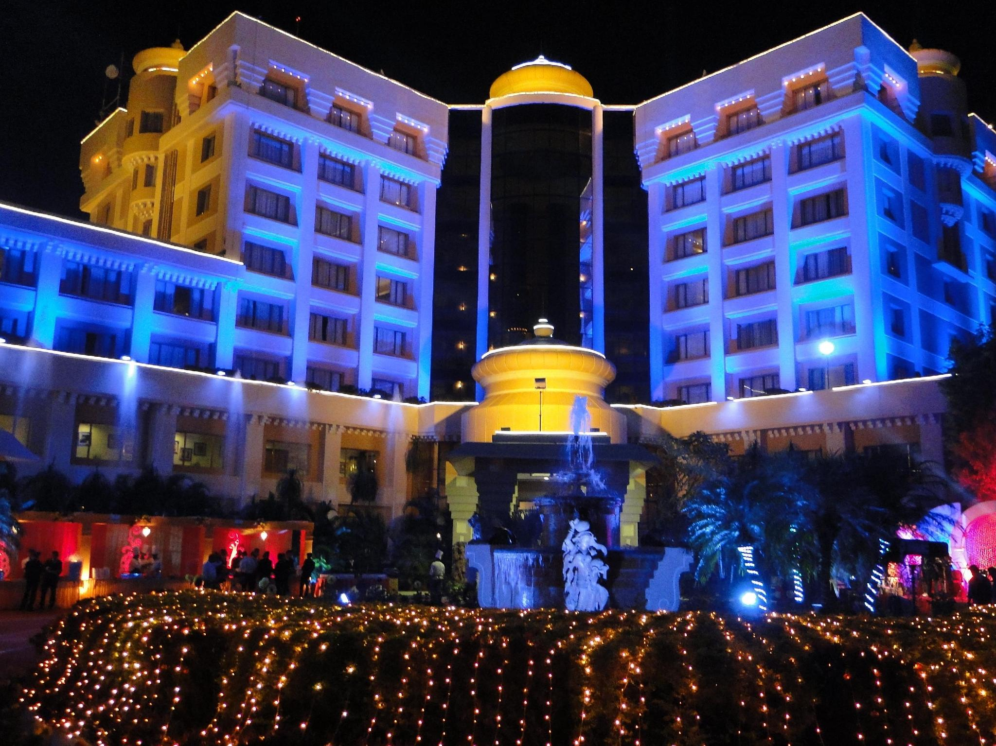 Hotel Swosti Premium - Hotell och Boende i Indien i Bhubaneswar