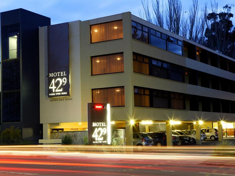 Motel 429 Sandy Bay Road - Hotell och Boende i Australien , Hobart