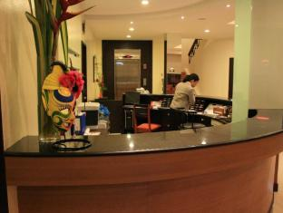 O Hotel Bacolod (Negros Occidental) - Hotel Reception