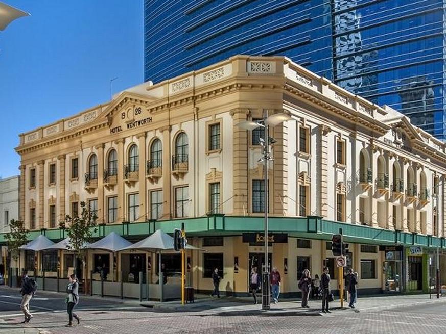 The Royal Hotel - Hotell och Boende i Australien , Perth