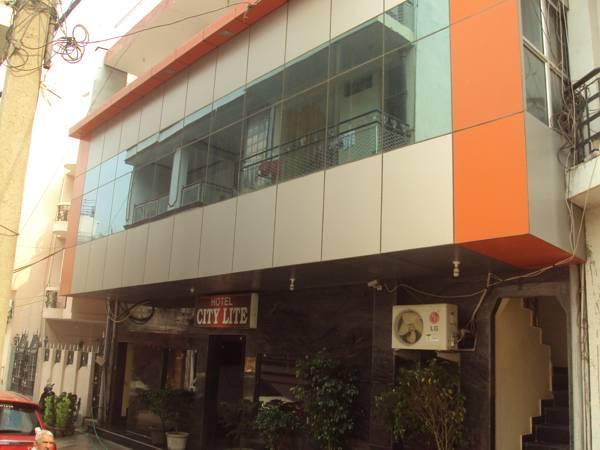 Hotell Hotel City Lite