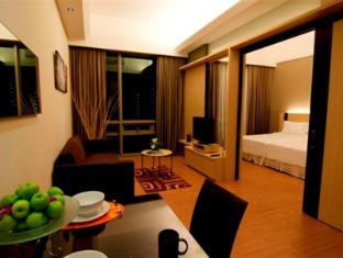 Swiss Garden Residences Kuala Lumpur Kuala Lumpur - One Bedroom Deluxe