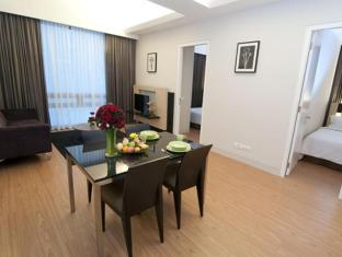 Swiss Garden Residences Kuala Lumpur Kuala Lumpur - Two Bedroom Premier