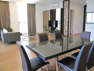 Swiss Garden Residences Kuala Lumpur Kuala Lumpur - Penthouse - Dining Area