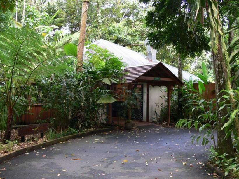 Heritage Lodge & Spa in the Daintree - Hotell och Boende i Australien , Daintree