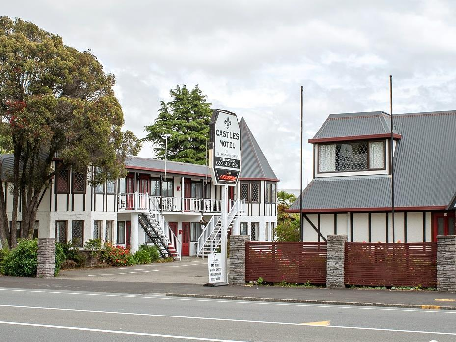 Castles Motel - Hotels and Accommodation in New Zealand, Pacific Ocean And Australia