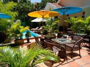 Villa Srey Boutique Hotel Phnom Penh - Garden