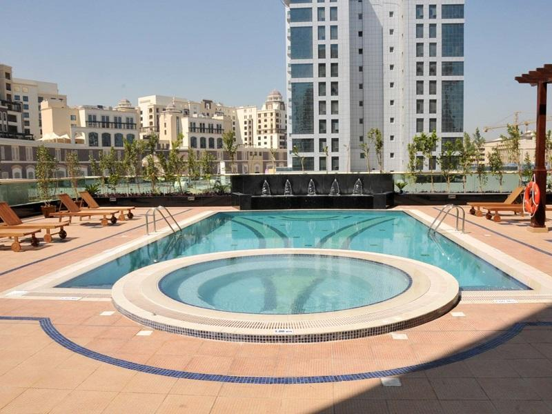 Dunes Hotel Apartments Oud Metha - Hotels and Accommodation in United Arab Emirates, Middle East