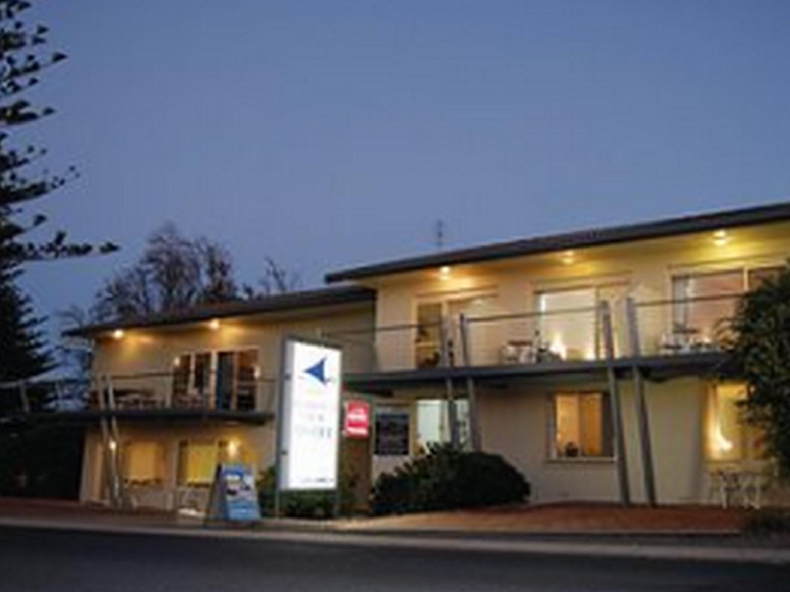 Harbour View Motel - Hotell och Boende i Australien , Robe
