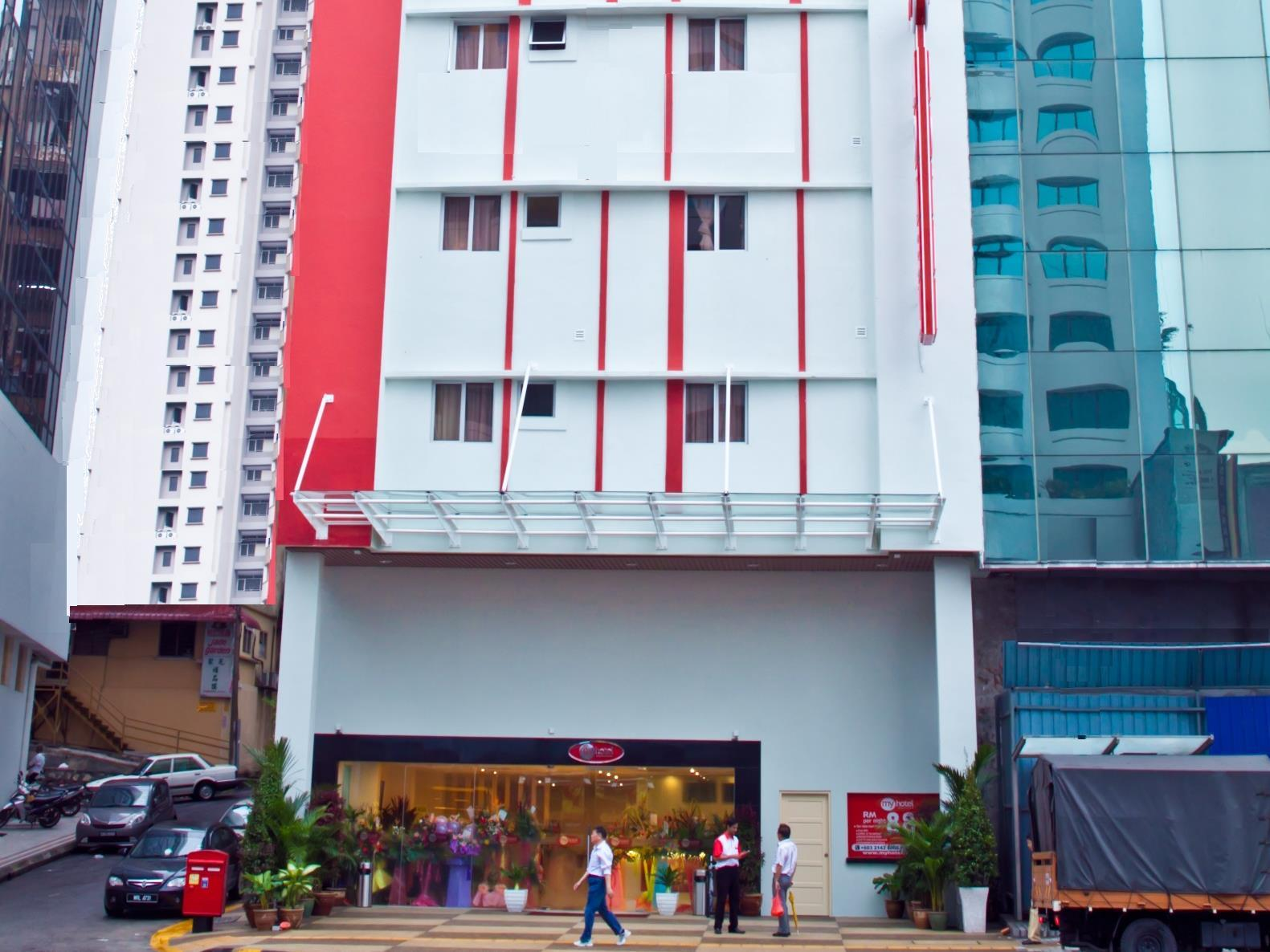 My Hotel @ Bukit Bintang - Hotels and Accommodation in Malaysia, Asia