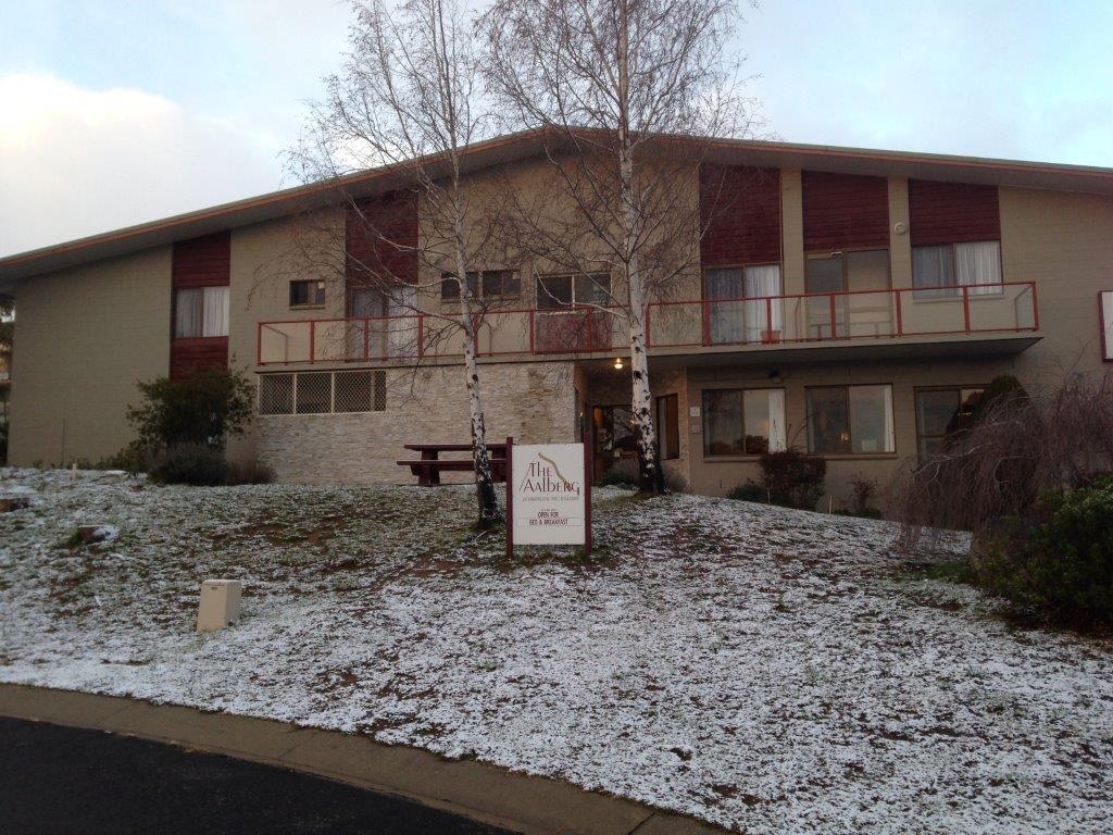 Aalberg Chalet Hotel - Hotell och Boende i Australien , Jindabyne