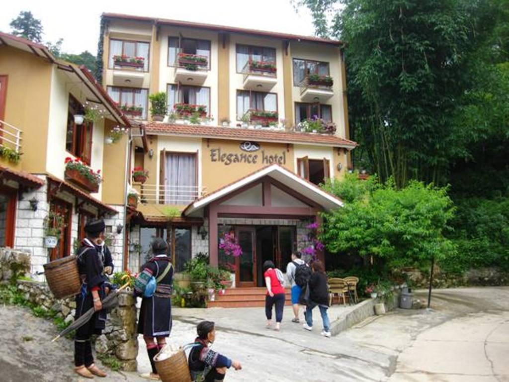 Sapa Elegance Hotel - Hotell och Boende i Vietnam , Sapa (Lao Cai)