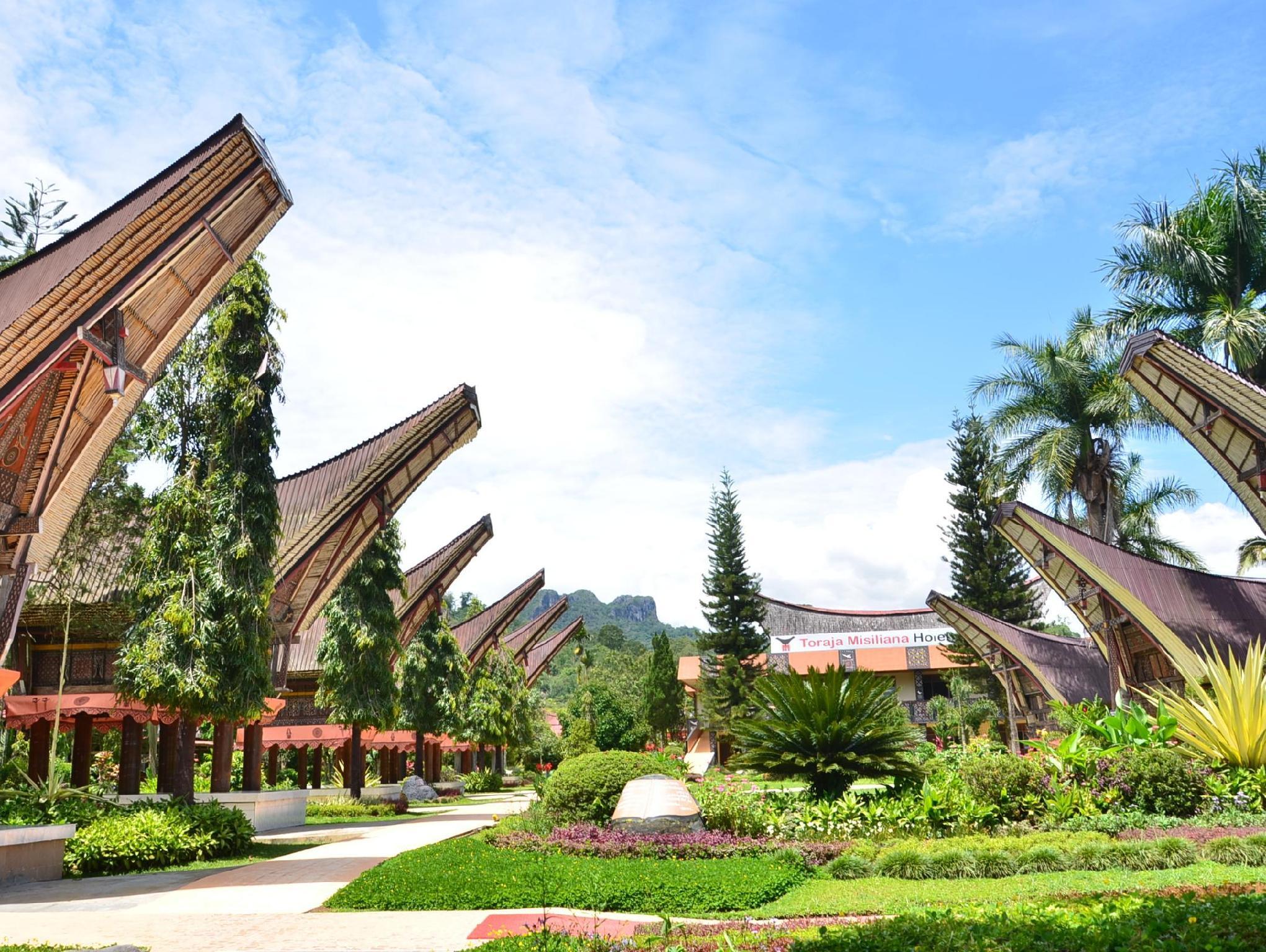 Hotell Toraja Misiliana Hotel