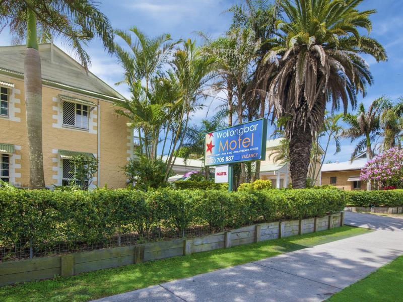 Wollongbar Motel - Hotell och Boende i Australien , Byron Bay
