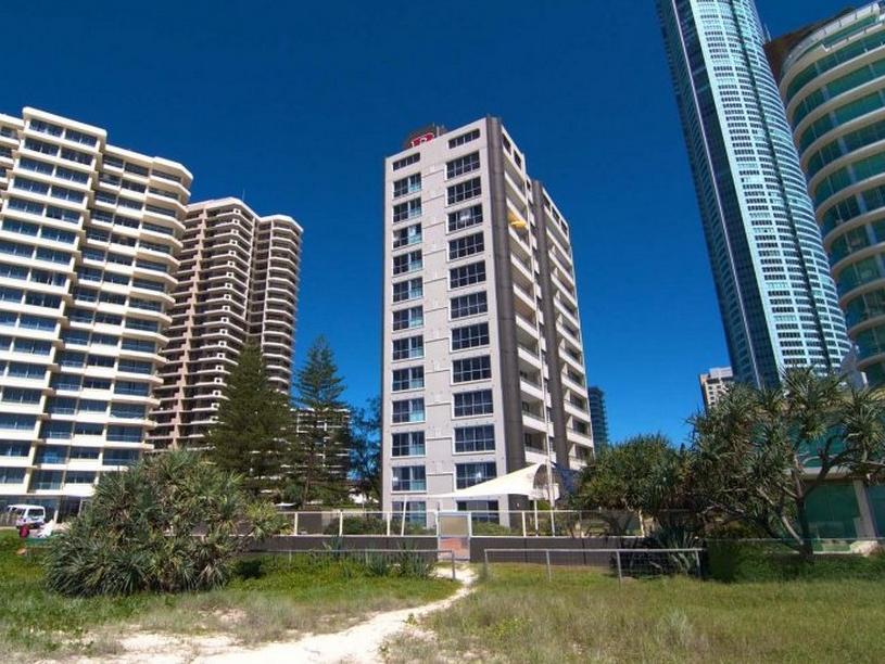 President Holiday Apartments - Hotell och Boende i Australien , Guldkusten