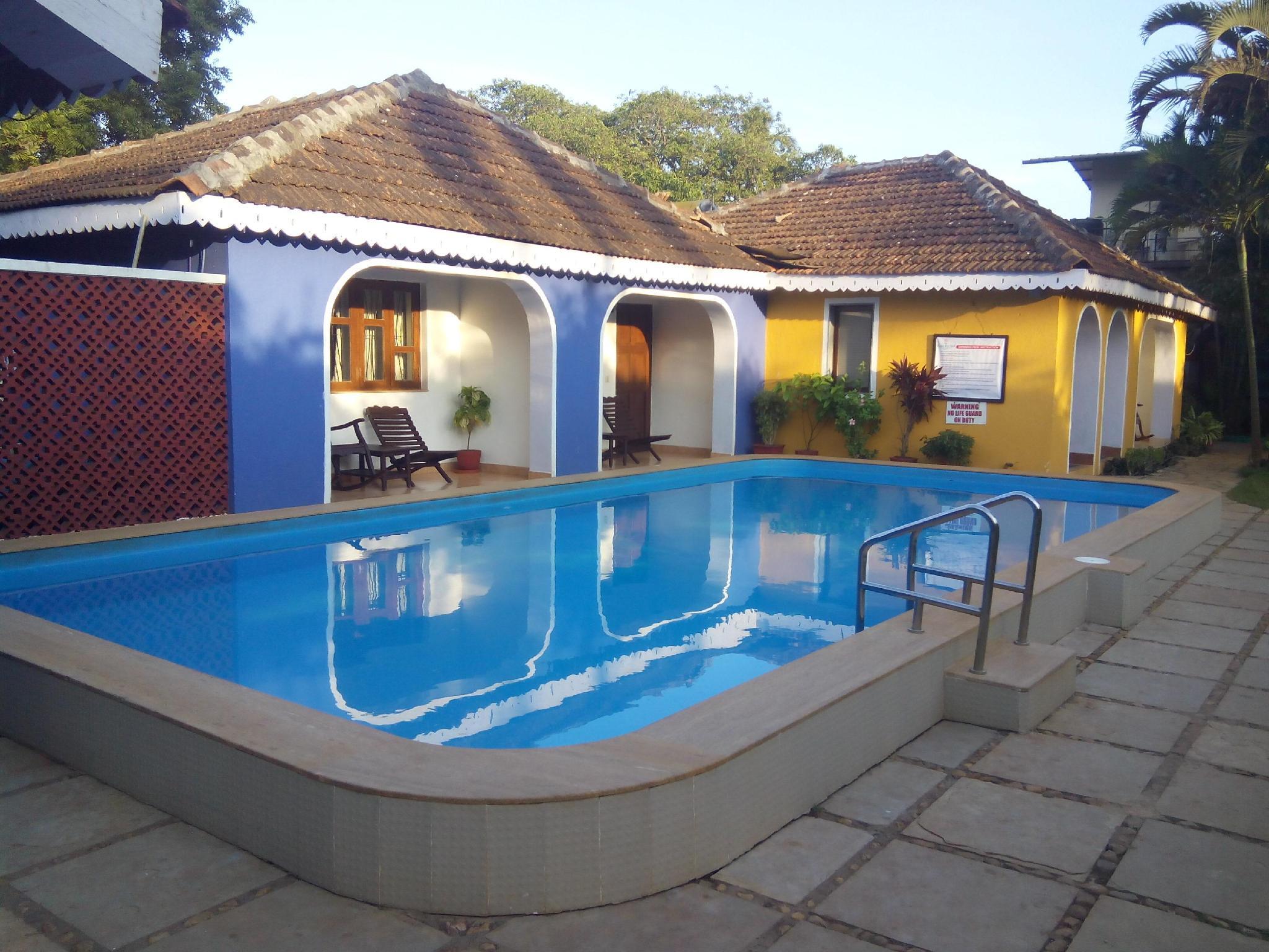 Baia Do Sol Hotel - Hotell och Boende i Indien i Goa