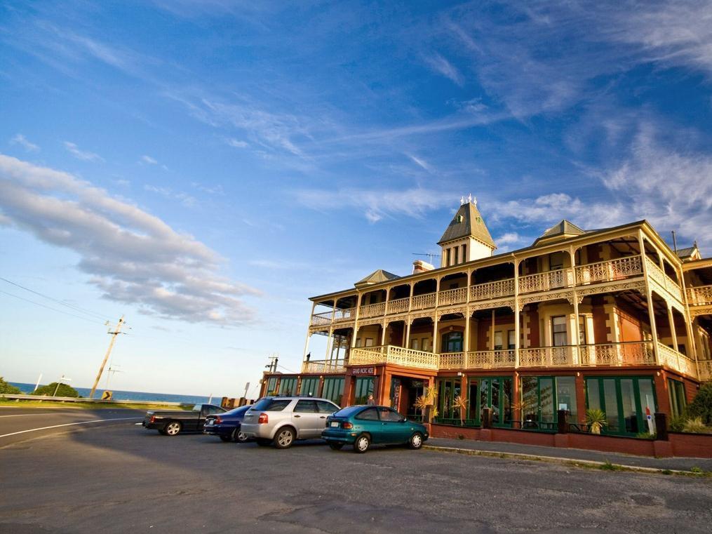 Grand Pacific Hotel - Hotell och Boende i Australien , Great Ocean Road - Lorne