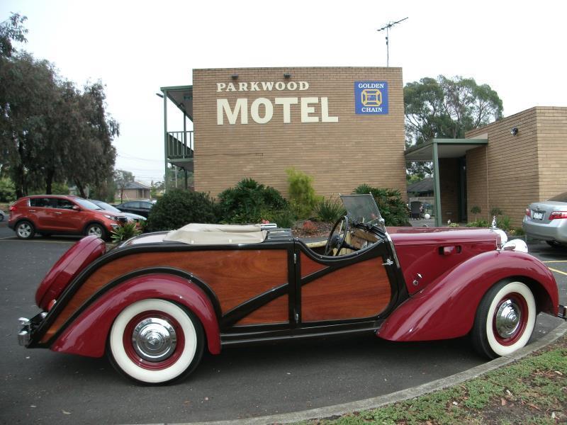 Parkwood Motel & Apartments - Hotell och Boende i Australien , Geelong