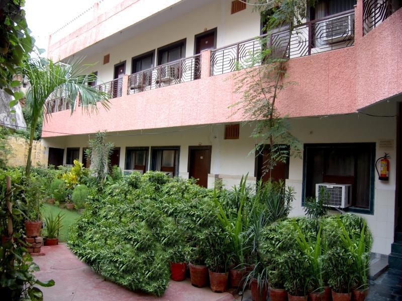 Hotel Sidhartha - Hotell och Boende i Indien i Agra