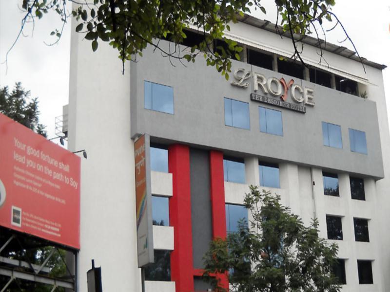Le Royce - Hotell och Boende i Indien i Pune
