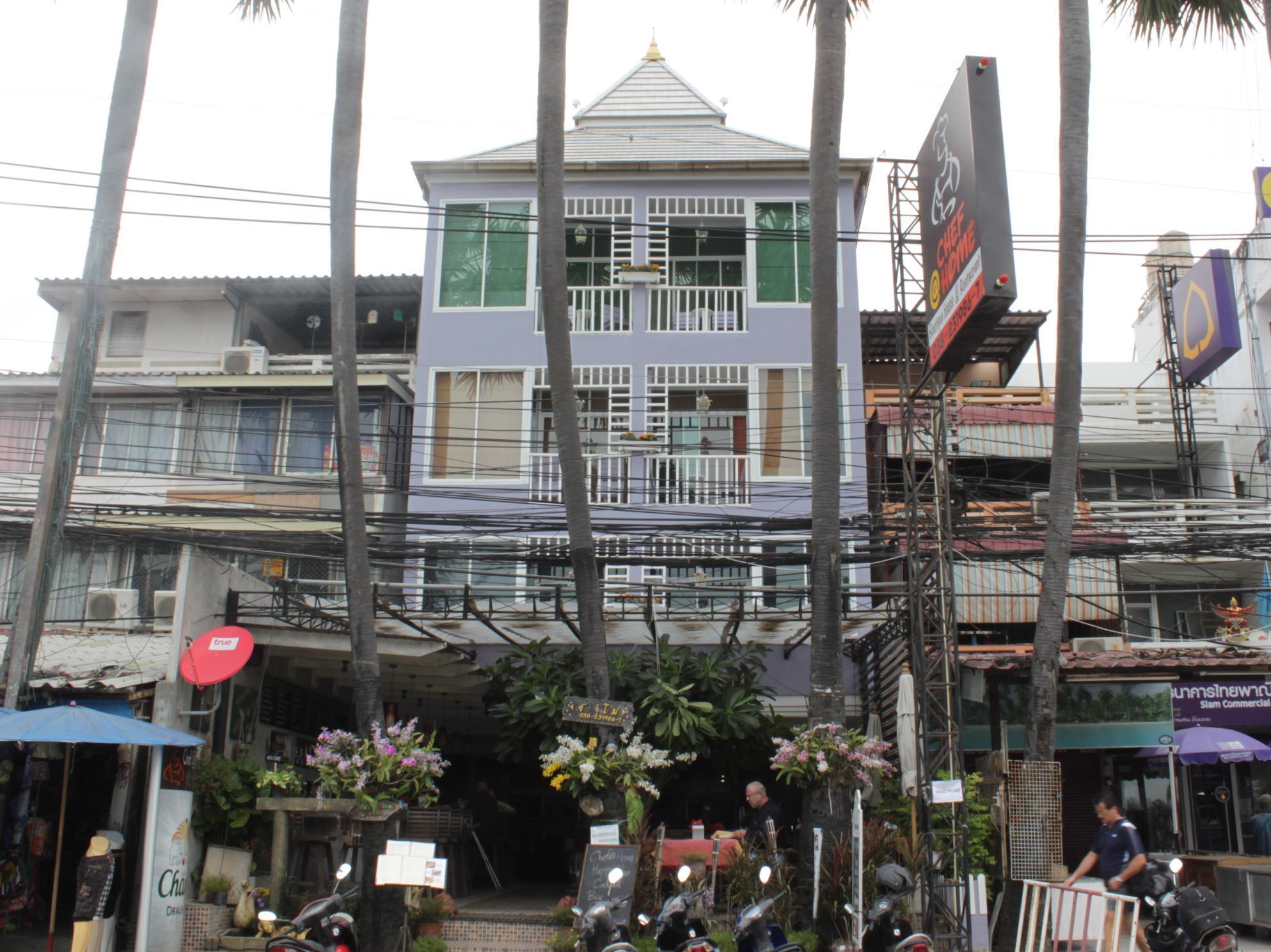 Hotell Chef @ Home Hotel i , Pattaya. Klicka för att läsa mer och skicka bokningsförfrågan