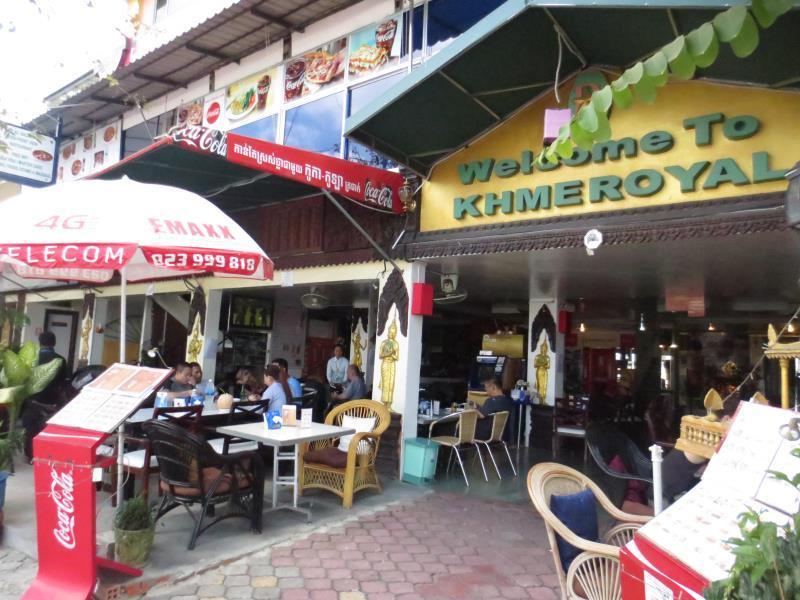 Khmeroyal Hotel Phnom Penh