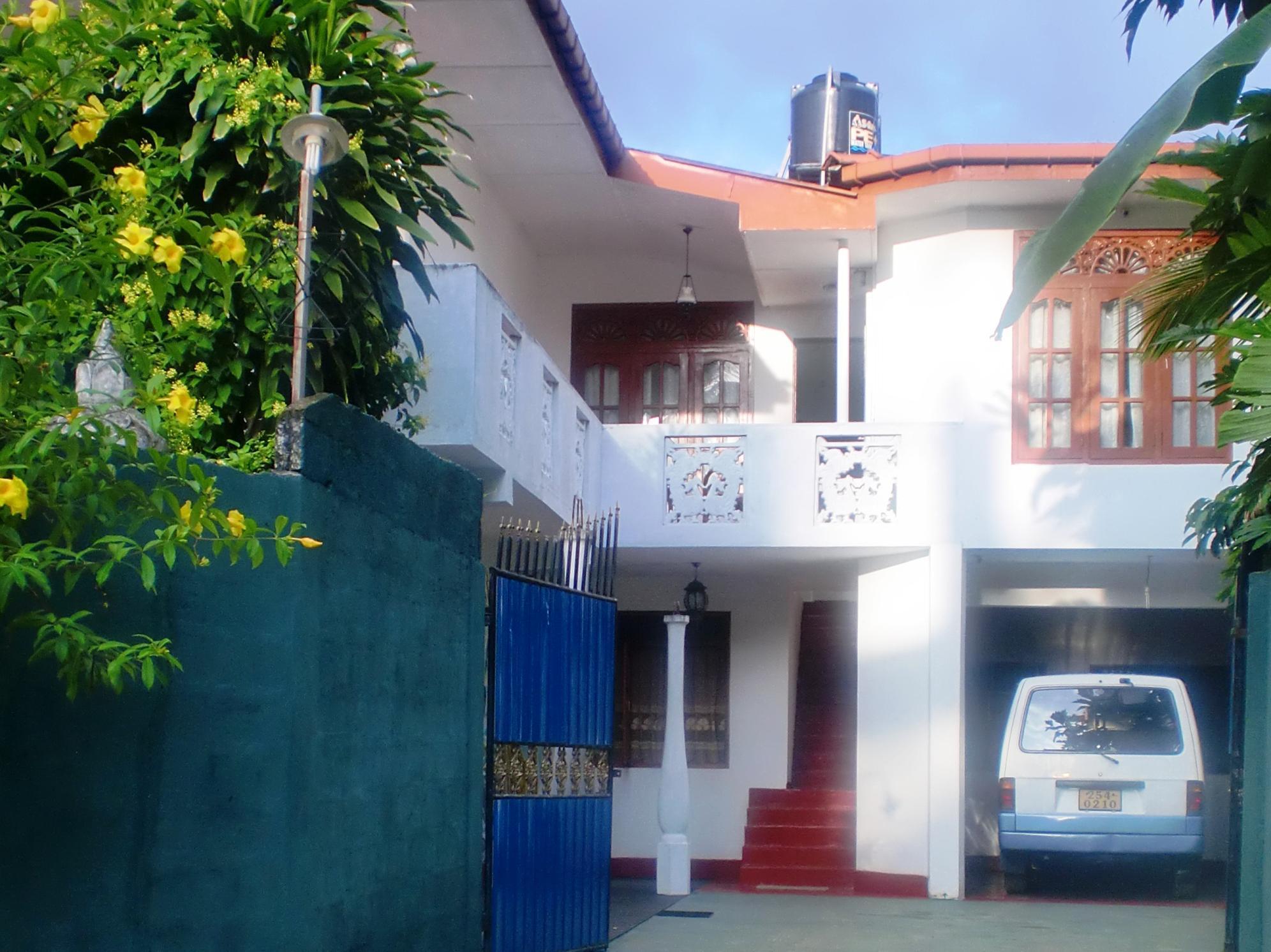 White Villa - Hotels and Accommodation in Sri Lanka, Asia