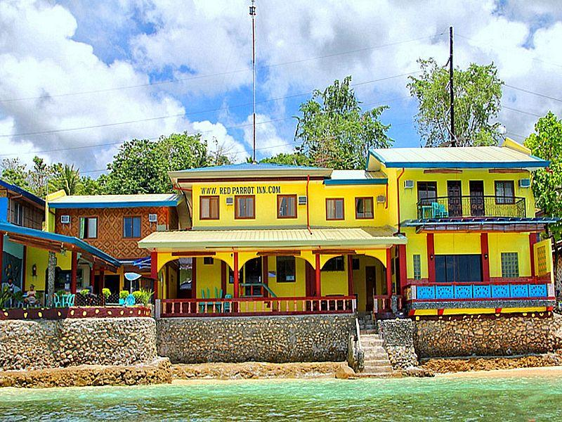 Capt. Hook's Red Parrot Inn - Hotels and Accommodation in Philippines, Asia