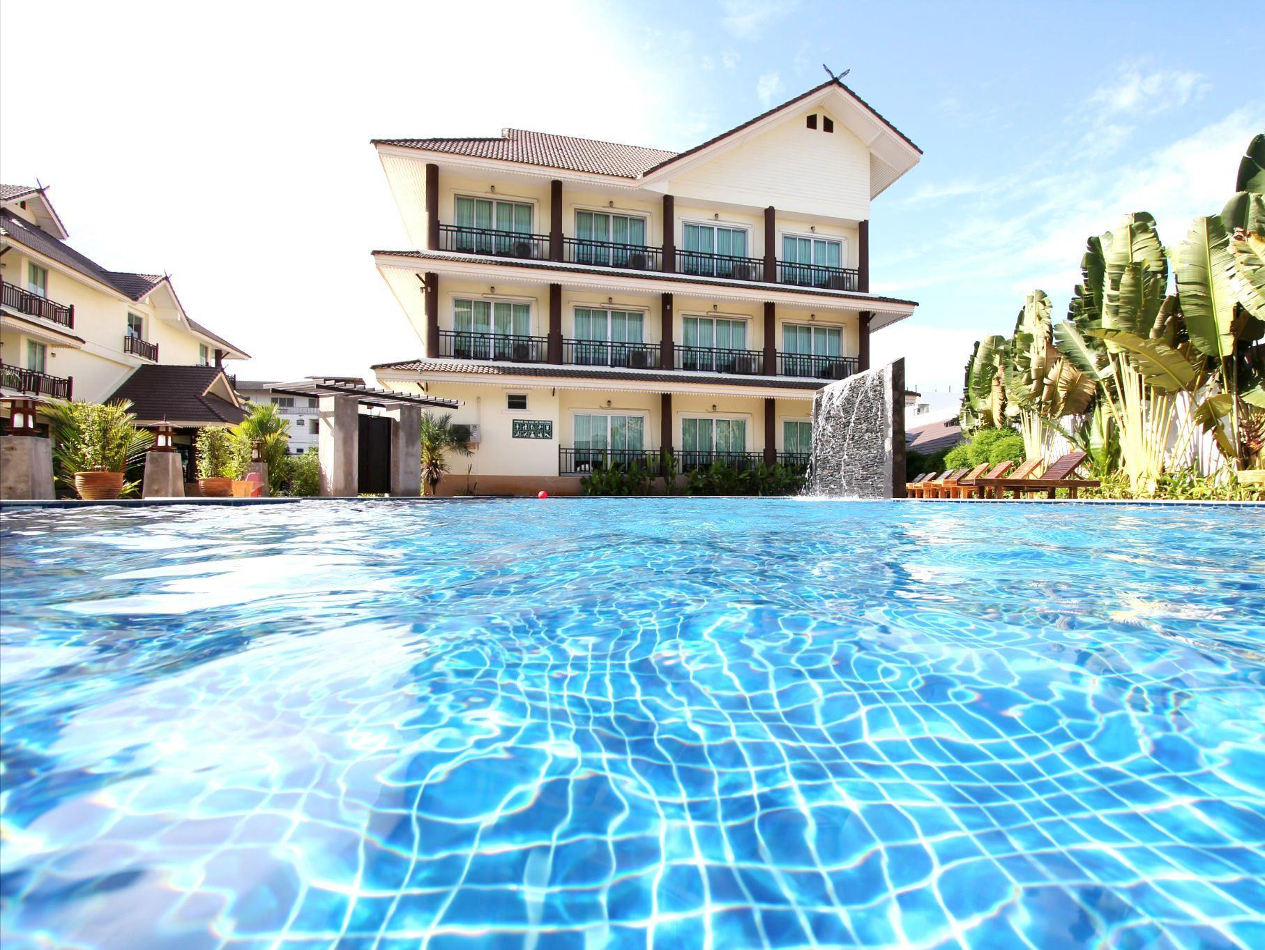 Diamond Park Inn Chiang Rai Resort - Hotels and Accommodation in Thailand, Asia