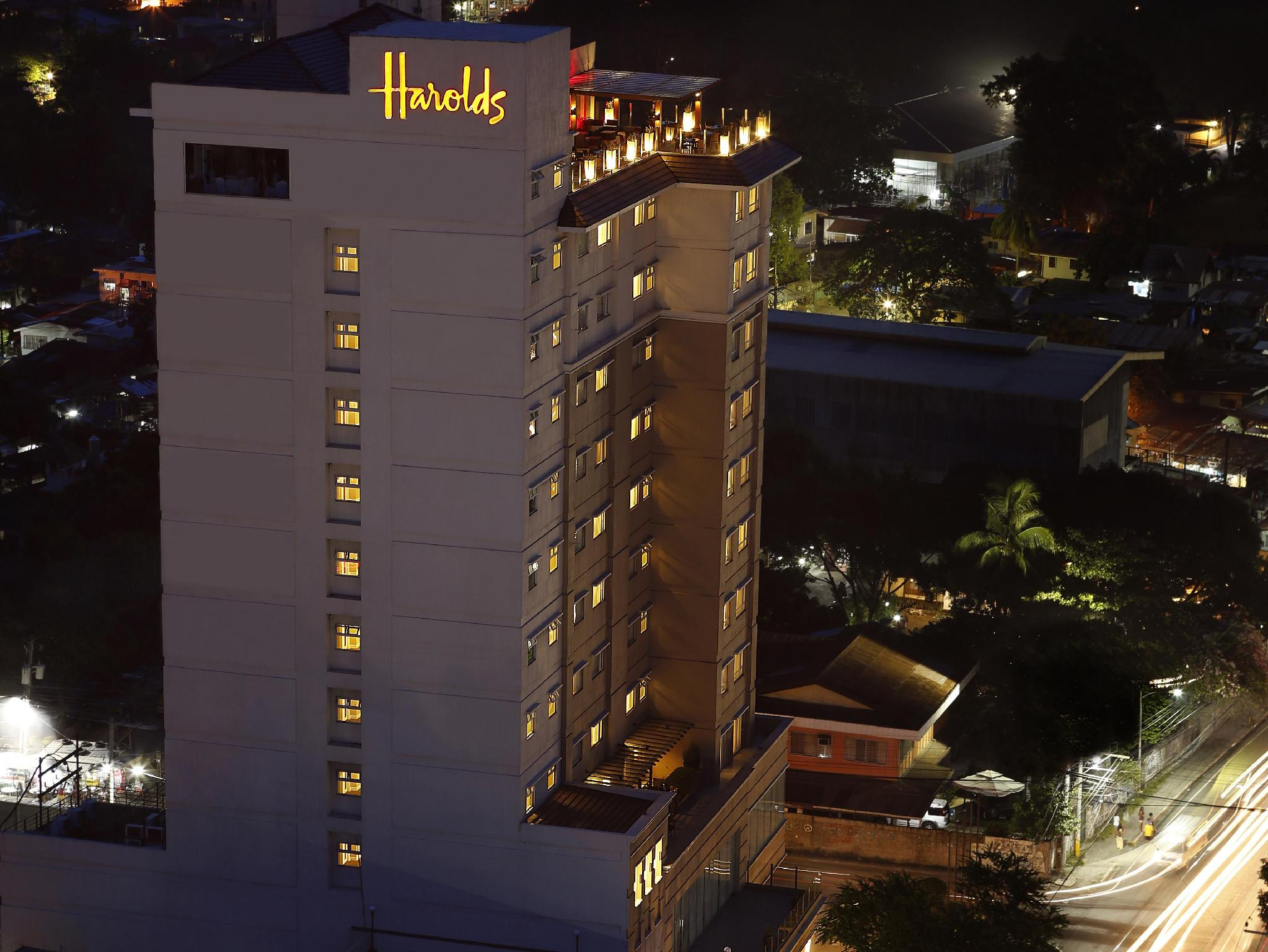 Harolds Hotel Cebu City - Exterior do Hotel