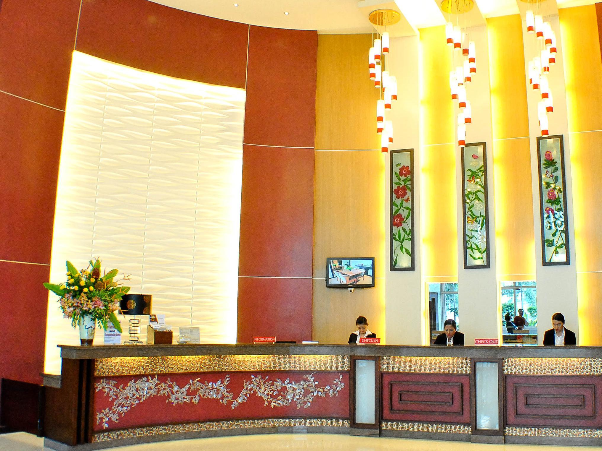 Hotel Elizabeth Cebu - Hotels and Accommodation in Philippines, Asia