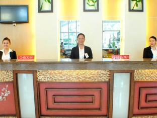 Hotel Elizabeth Cebu سيبو - مكتب إستقبال