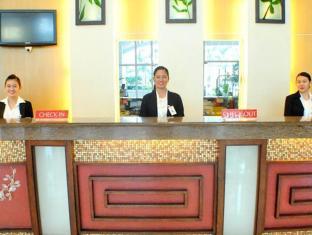 Hotel Elizabeth Cebu Cebu-stad - Receptie