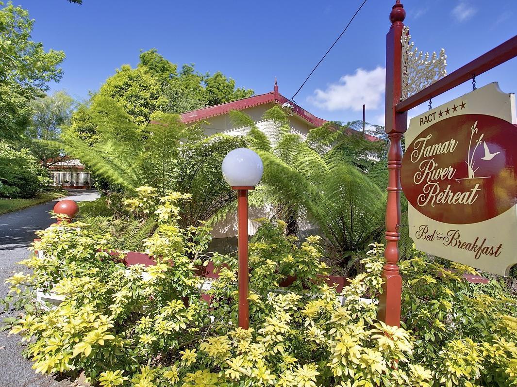 Tamar River Retreat - Hotell och Boende i Australien , Tamar Valley