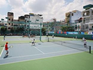 First-Luxury Wing Hotel Saigon Ho Chi Minh City - Tennis Court