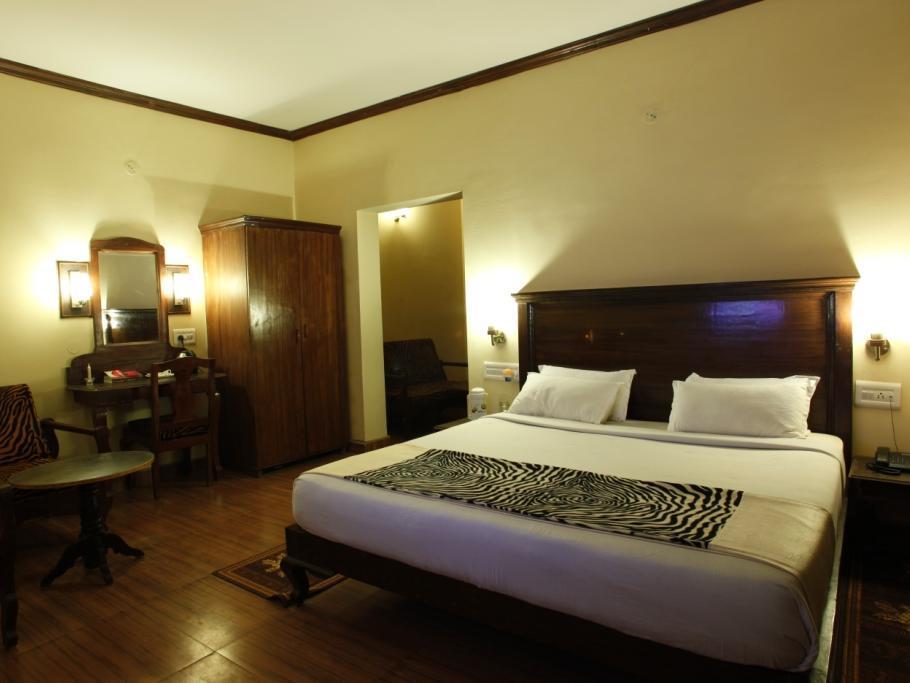 The Wildflower Resort - Hotell och Boende i Indien i Bandhavgarh