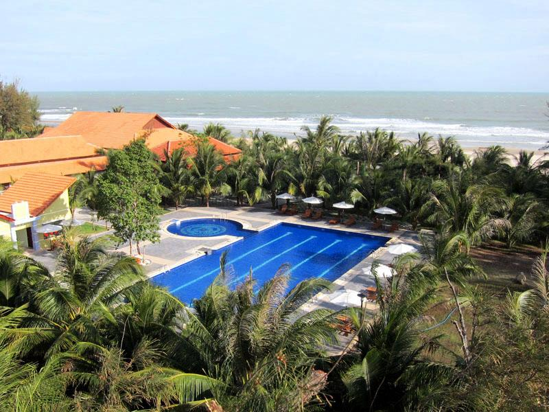 Hotell Dat Lanh Resort
