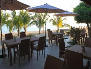 Linaw Beach Resort and Restaurant Бохол - Ресторант