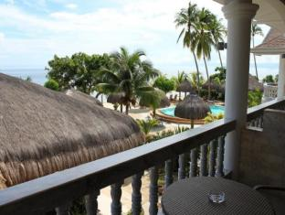 Linaw Beach Resort and Restaurant Bohol - Altan/Terrasse