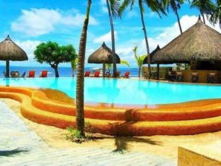 Linaw Beach Resort and Restaurant Bohol - Swimmingpool
