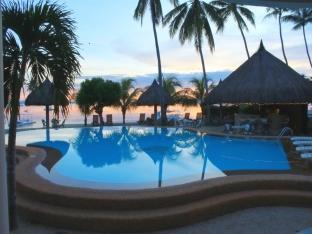Linaw Beach Resort and Restaurant Bohol - Yüzme havuzu