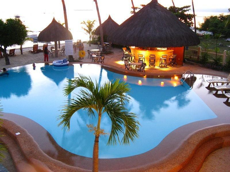 Linaw Beach Resort and Restaurant בוהול