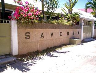 Savedra Beach Bungalows Cebu City - Hotellet från utsidan