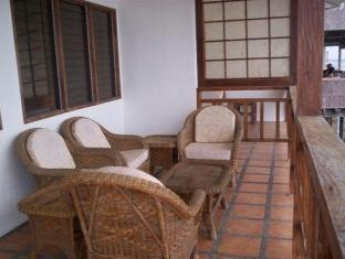 Savedra Beach Bungalows Cebu - Altan/Terrasse