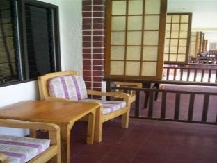 Savedra Beach Bungalows Себу - Балкон