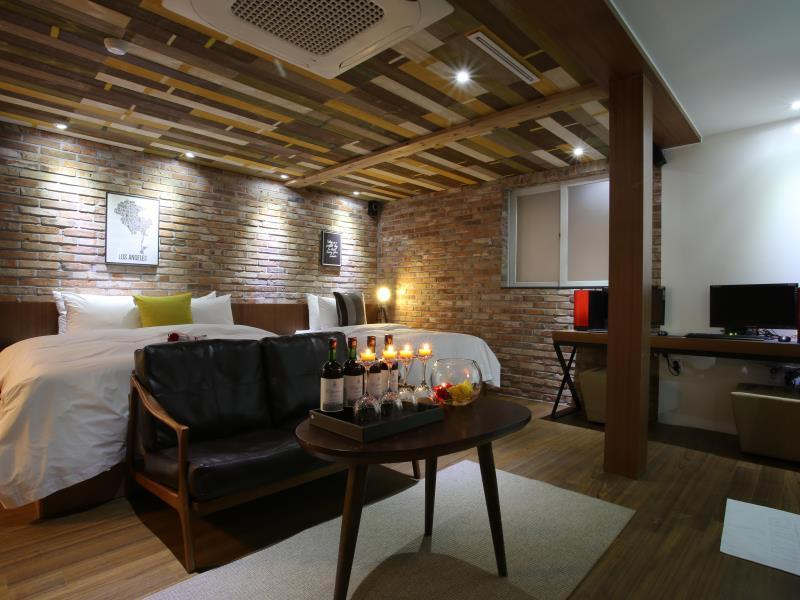Lexy Hotel - Hotels and Accommodation in South Korea, Asia