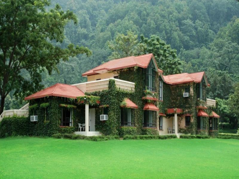 Corbett Ramganga Resort - Hotell och Boende i Indien i Corbett
